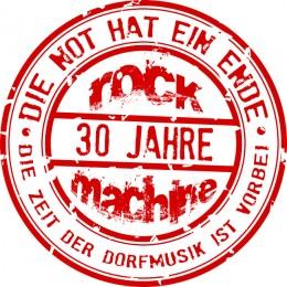 """1984 – """"ROCKMACHINE wird 30"""" – 2014"""